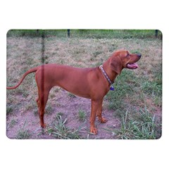 Redbone Coonhound Full Samsung Galaxy Tab 10.1  P7500 Flip Case