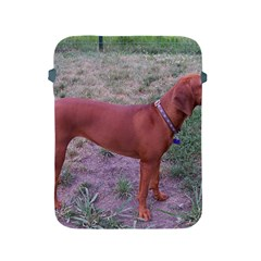 Redbone Coonhound Full Apple iPad 2/3/4 Protective Soft Cases