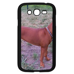 Redbone Coonhound Full Samsung Galaxy Grand DUOS I9082 Case (Black)
