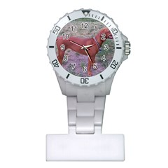 Redbone Coonhound Full Plastic Nurses Watch
