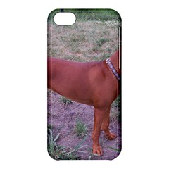Redbone Coonhound Full Apple iPhone 5C Hardshell Case
