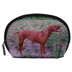 Redbone Coonhound Full Accessory Pouches (Large)