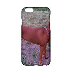Redbone Coonhound Full Apple iPhone 6/6S Hardshell Case