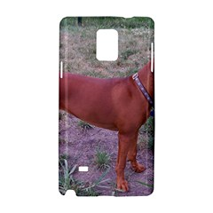 Redbone Coonhound Full Samsung Galaxy Note 4 Hardshell Case