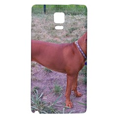 Redbone Coonhound Full Galaxy Note 4 Back Case