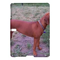 Redbone Coonhound Full Samsung Galaxy Tab S (10.5 ) Hardshell Case