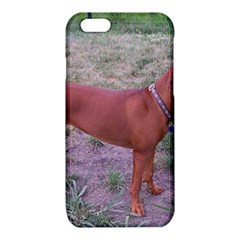 Redbone Coonhound Full iPhone 6/6S TPU Case