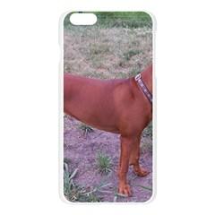 Redbone Coonhound Full Apple Seamless iPhone 6 Plus/6S Plus Case (Transparent)