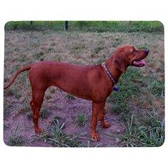 Redbone Coonhound Full Jigsaw Puzzle Photo Stand (Rectangular)