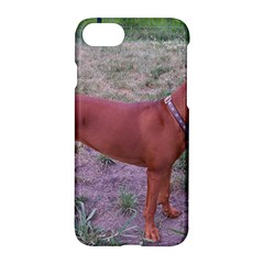 Redbone Coonhound Full Apple iPhone 7 Hardshell Case