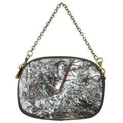 Winter Fall Trees Chain Purses (One Side)