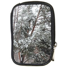 Winter Fall Trees Compact Camera Cases