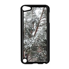 Winter Fall Trees Apple iPod Touch 5 Case (Black)