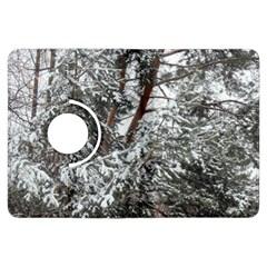 Winter Fall Trees Kindle Fire HDX Flip 360 Case
