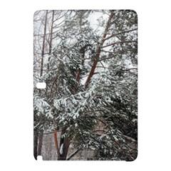Winter Fall Trees Samsung Galaxy Tab Pro 10.1 Hardshell Case