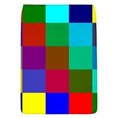 Chessboard Multicolored Flap Covers (S)