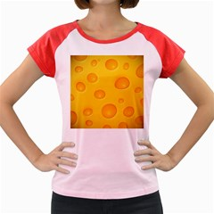 Cheese Women s Cap Sleeve T-Shirt