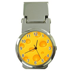 Cheese Money Clip Watches