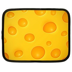 Cheese Netbook Case (Large)