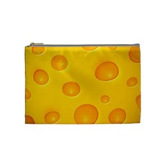 Cheese Cosmetic Bag (Medium)