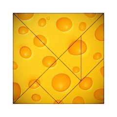 Cheese Acrylic Tangram Puzzle (6  x 6 )
