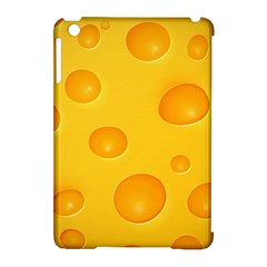 Cheese Apple iPad Mini Hardshell Case (Compatible with Smart Cover)
