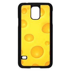 Cheese Samsung Galaxy S5 Case (Black)
