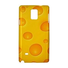 Cheese Samsung Galaxy Note 4 Hardshell Case