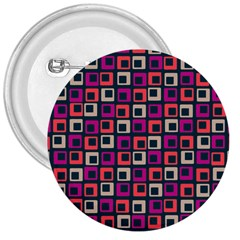 Abstract Squares 3  Buttons