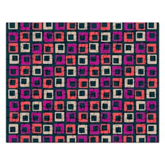 Abstract Squares Rectangular Jigsaw Puzzl