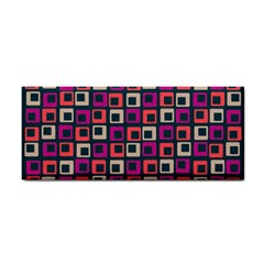 Abstract Squares Cosmetic Storage Cases