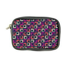 Abstract Squares Coin Purse