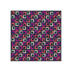 Abstract Squares Acrylic Tangram Puzzle (4  x 4 )