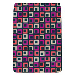 Abstract Squares Flap Covers (S)
