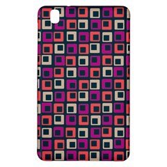 Abstract Squares Samsung Galaxy Tab Pro 8.4 Hardshell Case