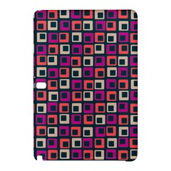 Abstract Squares Samsung Galaxy Tab Pro 12.2 Hardshell Case