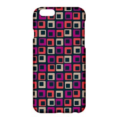 Abstract Squares Apple iPhone 6 Plus/6S Plus Hardshell Case