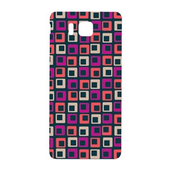 Abstract Squares Samsung Galaxy Alpha Hardshell Back Case