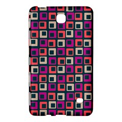 Abstract Squares Samsung Galaxy Tab 4 (8 ) Hardshell Case