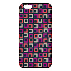 Abstract Squares iPhone 6 Plus/6S Plus TPU Case