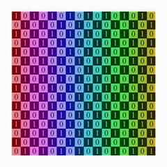 Checker Number One Medium Glasses Cloth (2-Side)
