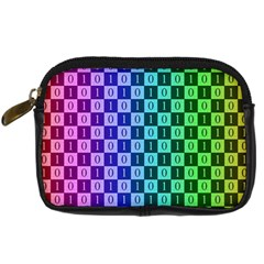 Checker Number One Digital Camera Cases