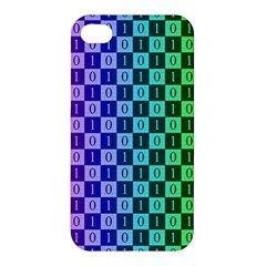 Checker Number One Apple iPhone 4/4S Hardshell Case