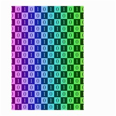 Checker Number One Small Garden Flag (Two Sides)