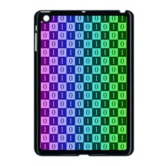Checker Number One Apple iPad Mini Case (Black)
