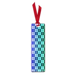 Checker Number One Small Book Marks