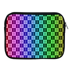 Checker Number One Apple iPad 2/3/4 Zipper Cases