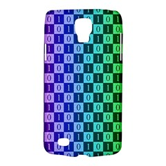 Checker Number One Galaxy S4 Active