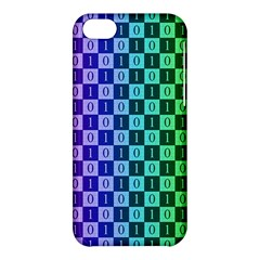 Checker Number One Apple iPhone 5C Hardshell Case