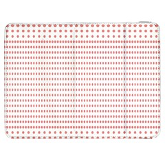 Dalmatian Red Circle Samsung Galaxy Tab 7  P1000 Flip Case